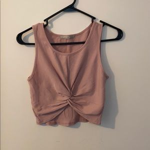 Cropped active top